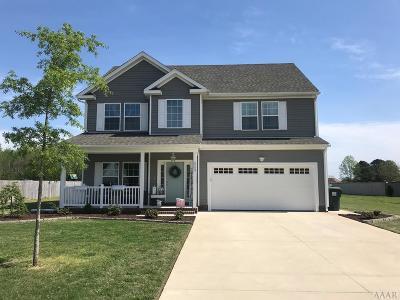 Moyock NC Single Family Home For Sale: $317,000