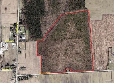 Currituck County Land/Farm For Sale: East Ridge Road