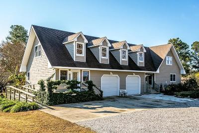 Currituck County Single Family Home For Sale: 122 Bryan Road