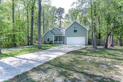 Moyock NC Single Family Home For Sale: $310,000