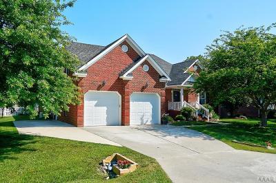 Moyock NC Single Family Home For Sale: $388,500