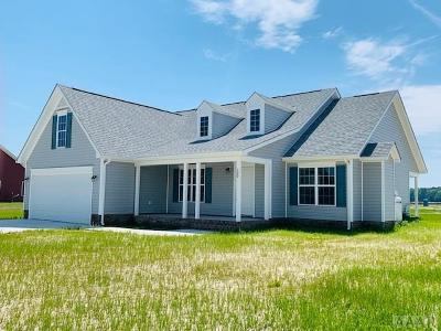 Camden County Single Family Home For Sale: 100 Neuse Drive