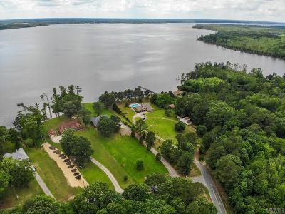 Perquimans County Single Family Home For Sale: 104 E Camp Perry Road