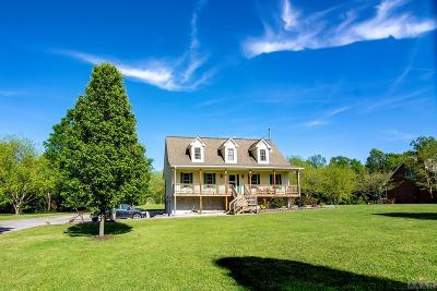 Chowan County Single Family Home Under Contract: 159 Hickory Fork Road