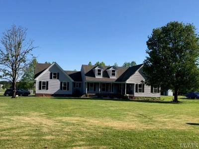 Camden County Single Family Home For Sale: 504 Horseshoe Road