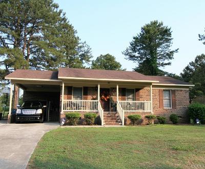 Washington County Single Family Home For Sale: 207 Gavin Road