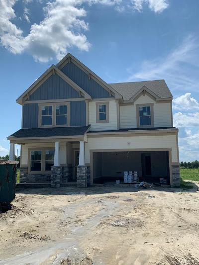 Camden County Single Family Home For Sale: 125 Mill Run Loop