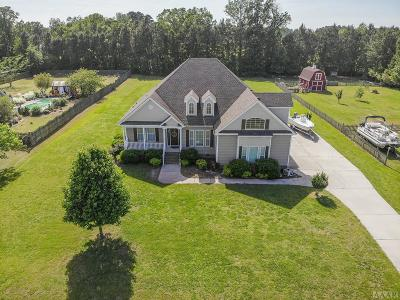 Currituck County Single Family Home For Sale: 121 Travis Blvd