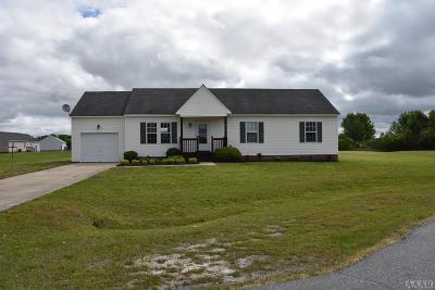 Camden County Single Family Home For Sale: 104 Cotton Lane
