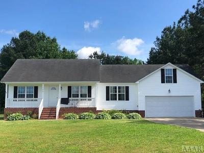 Camden County Single Family Home For Sale: 120 Taylor Court
