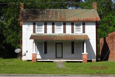 Washington County Single Family Home For Sale: 110 E Main Street