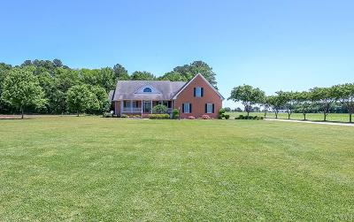 Currituck County Single Family Home For Sale: 167 N Currituck Rd