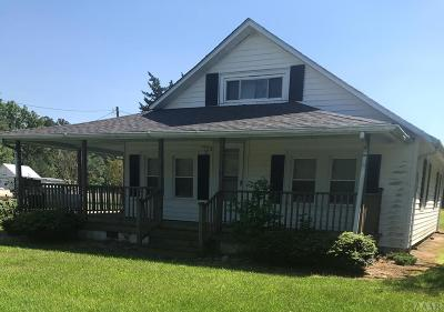 Camden County Single Family Home For Sale: 803 N Hwy 343