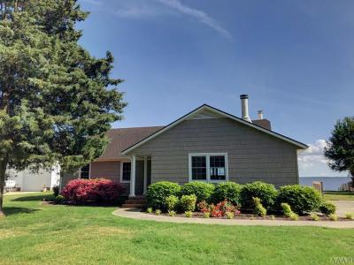 Chowan County Single Family Home For Sale: 144 Country Club Drive