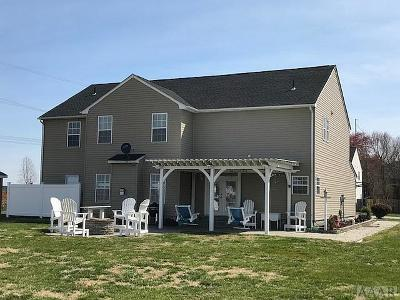 Currituck County Single Family Home For Sale: 152 St Andrews Road
