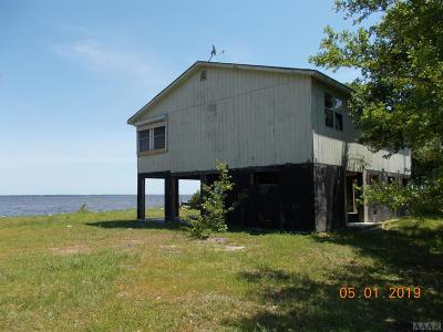 Currituck County Single Family Home Under Contract: 140 Swan Circle