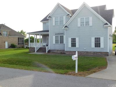 Moyock Single Family Home For Sale: 110 Bayside Dr