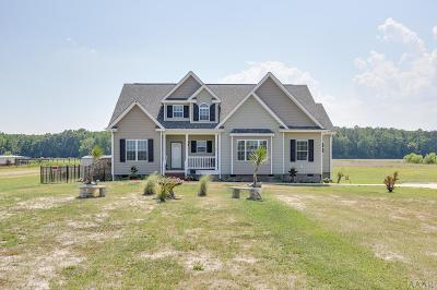 Currituck County Single Family Home For Sale: 404 N Gregory Road