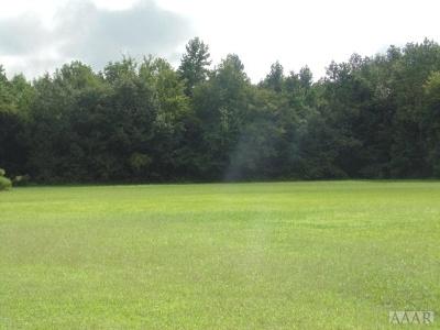Hertford County Land/Farm For Sale: Tbd Ahoskie Cofield Rd