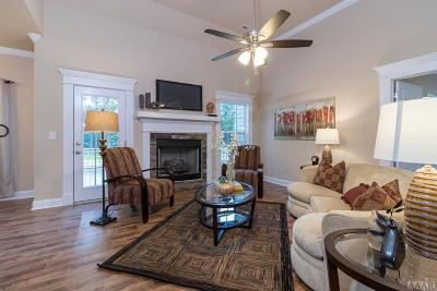 Camden County Single Family Home For Sale: 275 Keeter Barn Road
