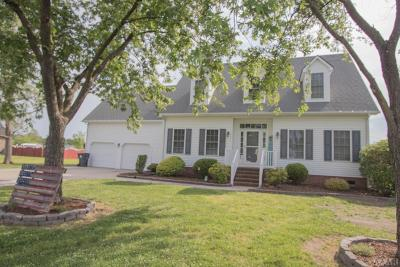 Camden County Single Family Home For Sale: 208 Maddrey Drive