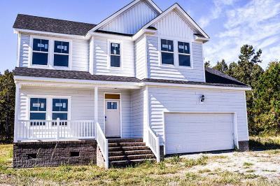 Camden County Single Family Home For Sale: 134 Tulip Tree Drive