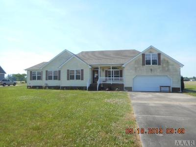 Camden County Single Family Home For Sale: 153 S Mill Dam Road