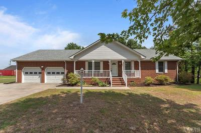 Pasquotank County Single Family Home For Sale: 104 Scotland Drive