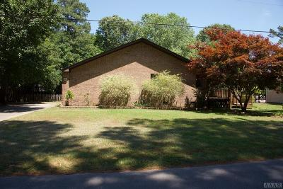 Camden County Single Family Home For Sale: 307 Whitehall Road