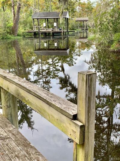Camden County Land/Farm For Sale: 108 Billets Bridge Rd