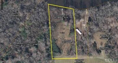 Hertford County Land/Farm For Sale: Tbd S Hwy 45