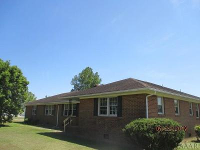 Camden County Single Family Home For Sale: 817 S Hwy 343
