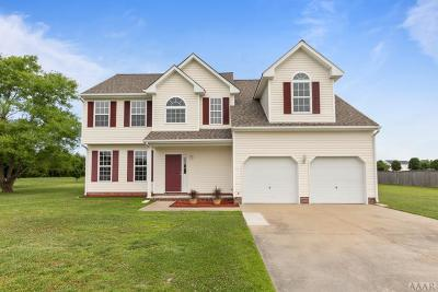 Camden County Single Family Home For Sale: 112 Pier Landing Loop