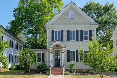 Chowan County Single Family Home For Sale: 203 W Church Street