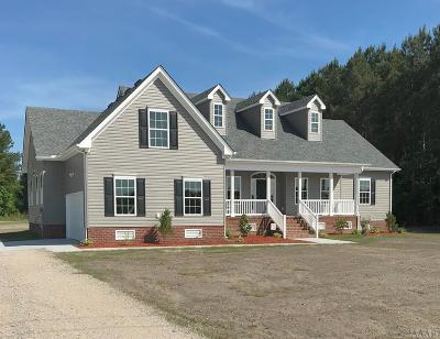 Camden County Single Family Home For Sale: 144 McPherson Road