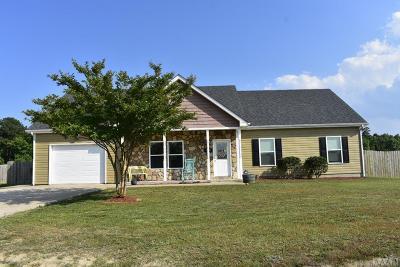 Moyock Single Family Home Under Contract: 204 Laurel Woods Way
