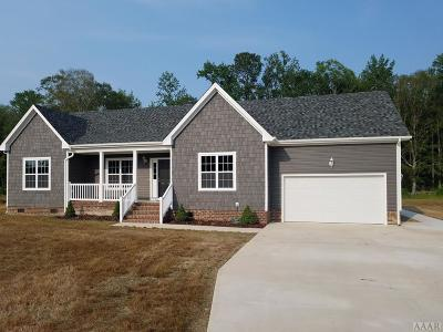 Moyock NC Single Family Home For Sale: $319,900
