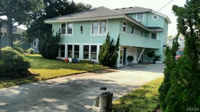 Dare County Single Family Home For Sale: 50090 Snug Harbor Drive