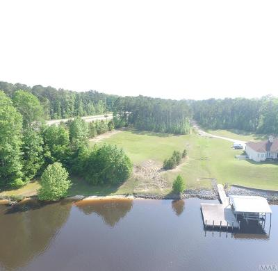 Hertford County Land/Farm For Sale: Tbd Waterview Drive