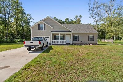 Moyock NC Single Family Home For Sale: $300,000