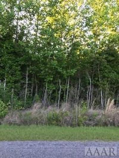 Gates County Land/Farm For Sale: Lot 5 Saunders Road