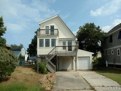 Dare County Single Family Home Under Contract: 533 W Wilkinson St