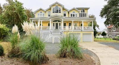 Dare County Single Family Home For Sale: 105 Duck Ridge Village Court
