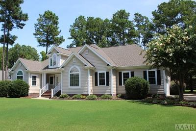 Perquimans County Single Family Home For Sale: 113 Greenwood Drive