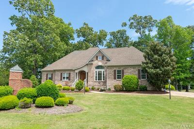 Perquimans County Single Family Home For Sale: 103 Pungo Drive