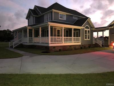 Currituck County Single Family Home For Sale: 240 Grandy Road