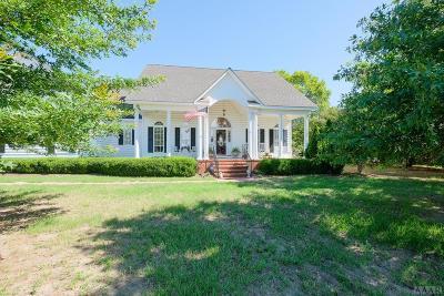 Chowan County Single Family Home For Sale: 104 Schooner Landing Drive