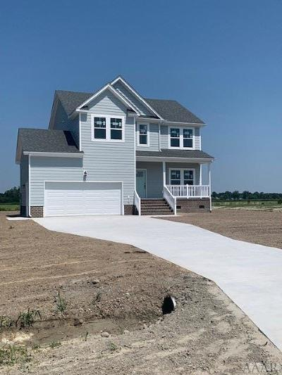 Camden County Single Family Home For Sale: Lot 6b Old Swamp Road