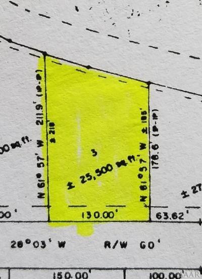 Camden County Land/Farm For Sale: 106 Robin Drive