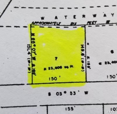 Camden County Land/Farm For Sale: 304 Beechnut Ave
